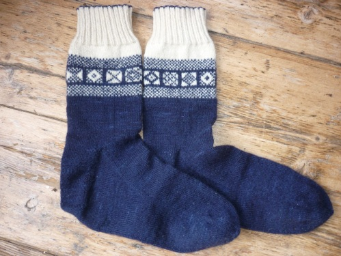 Sanquhar Socks