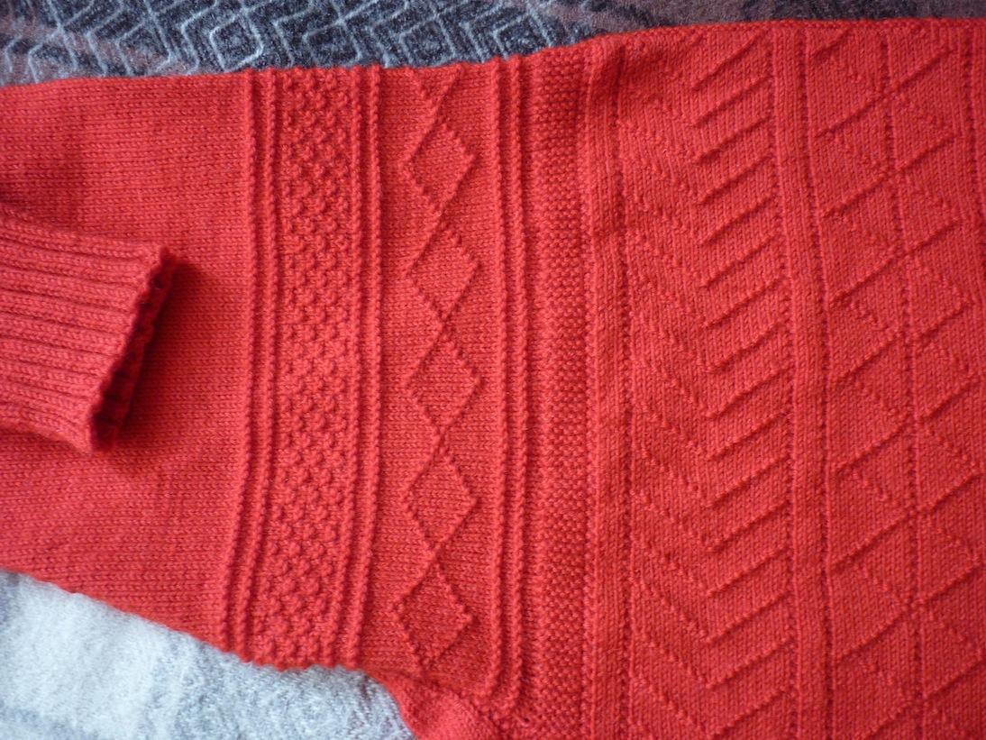Knitting Frock Patterns : My Cornish Knit-Frock tomofholland