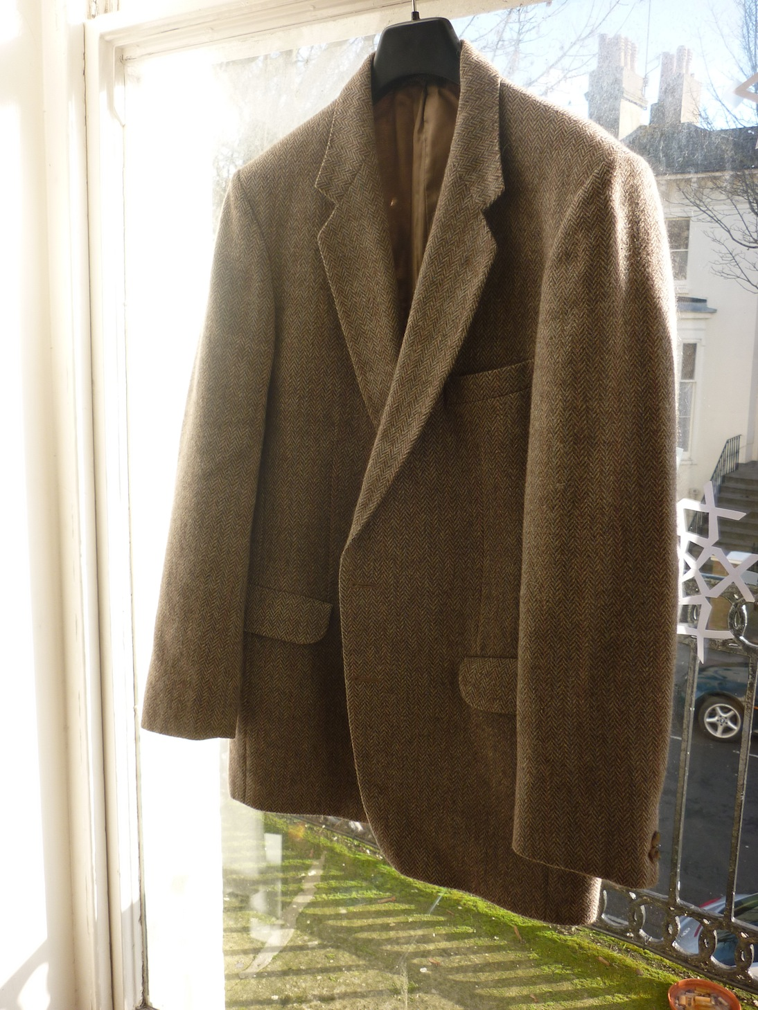 Tweed Jacket Tomofholland