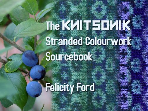 KNITSONIK stranded colourwork sourcebook
