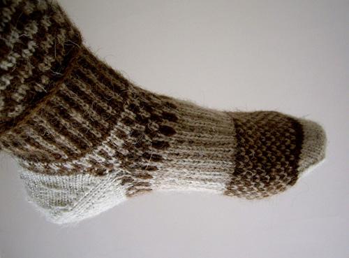 St Mary's Socks