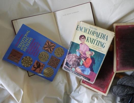 James Norbury Knitting Books