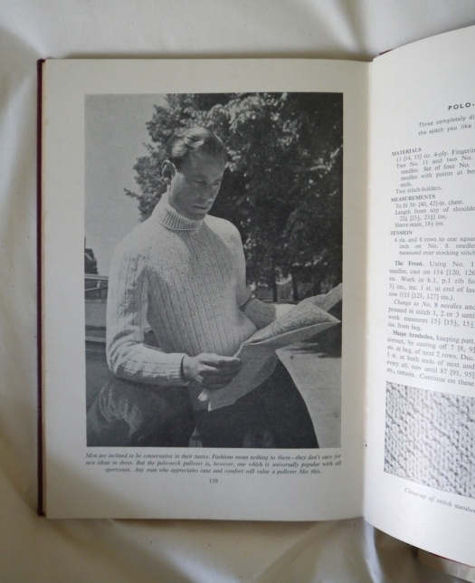 James Norbury Polo Neck jumper