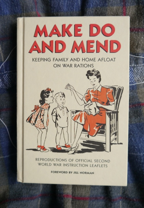 tomofholland's copy of Make Do and Mend