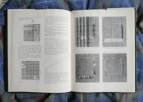 Page from tomofholland's Mend It! book by Maureen Goldsworthy