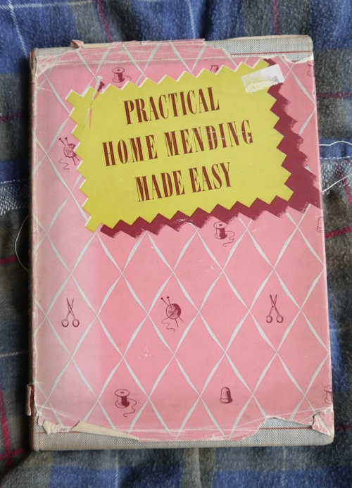 tomofholland's copy of Practical Home Mending Made Easy
