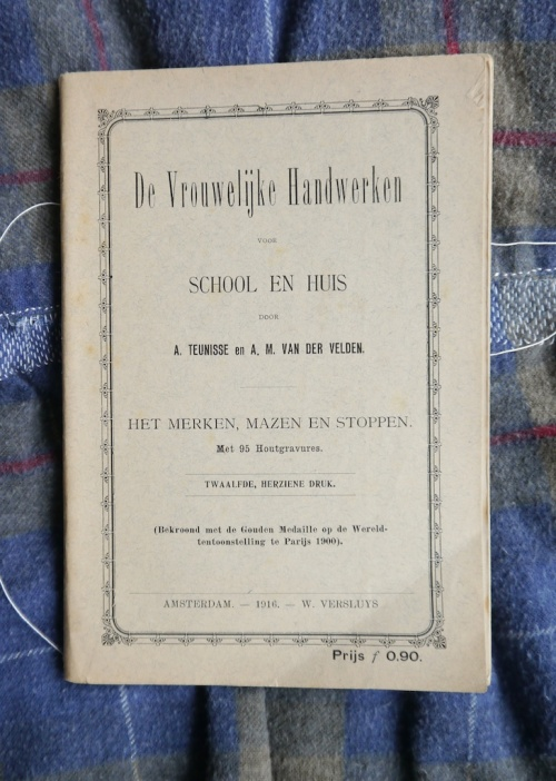 tomofholland's copy of Vrouwelijke Handwerken