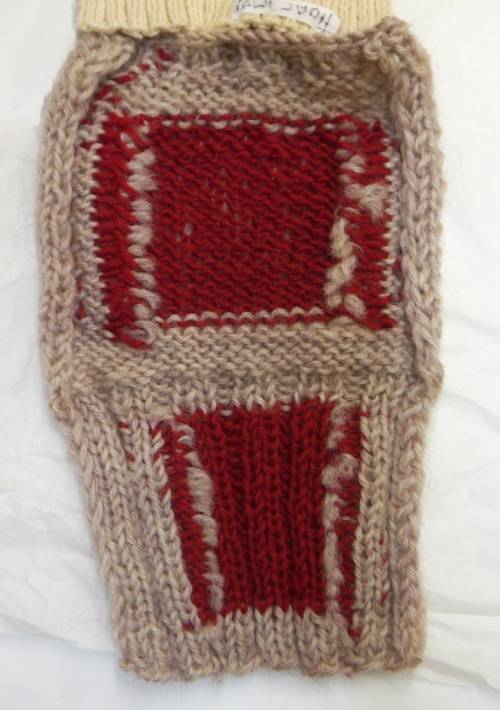 Fries Museum Knitted Darning Sampler 01b