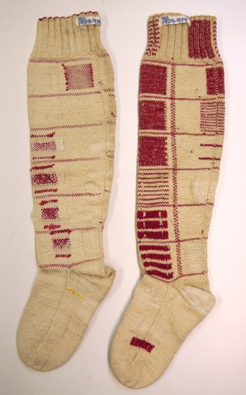 Fries Museum Knitted Darning Sampler 02a
