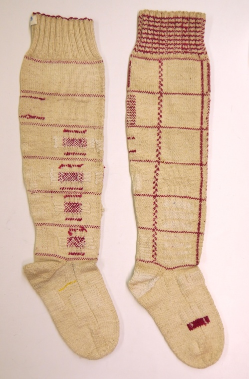 Fries Museum Knitted Darning Sampler 02b