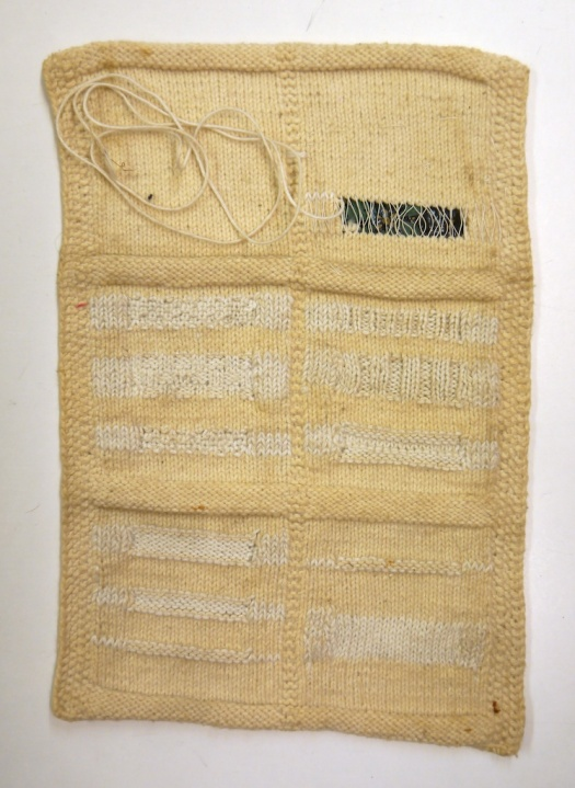 Fries Museum Knitted Darning Sampler 04a