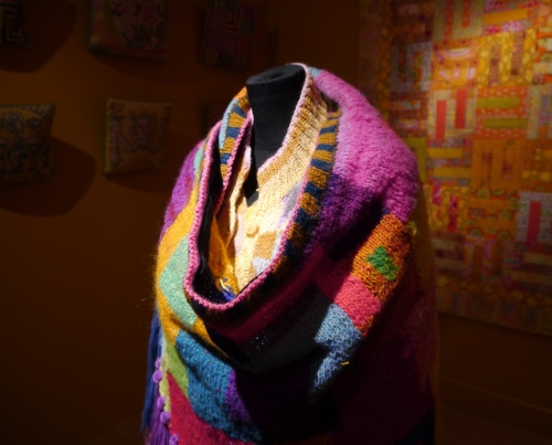 Hidden Treasures Kaffe Fassett at American Museum