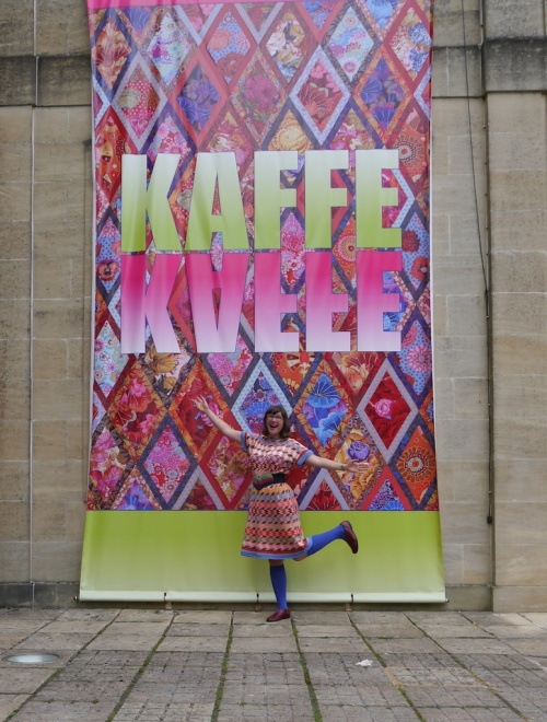 Kaffe Fassett Banner with Anna Maltz