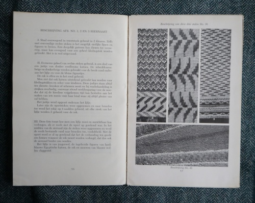 a better course in knitting - het breien in betere banen - de vries-hamburger