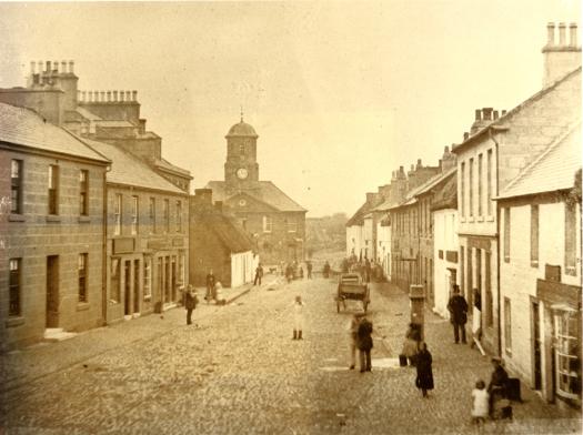 Sanquhar circa 1860