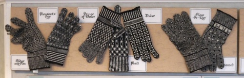 Tolbooth Museum Sanquhar Gloves 2
