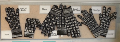 Tolbooth Museum Sanquhar Gloves 1