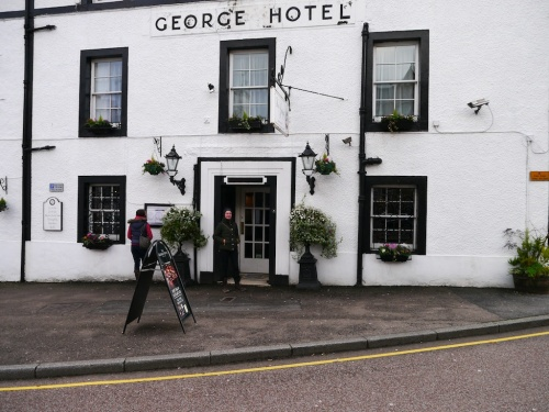 The George Hotel at Loch Fyne