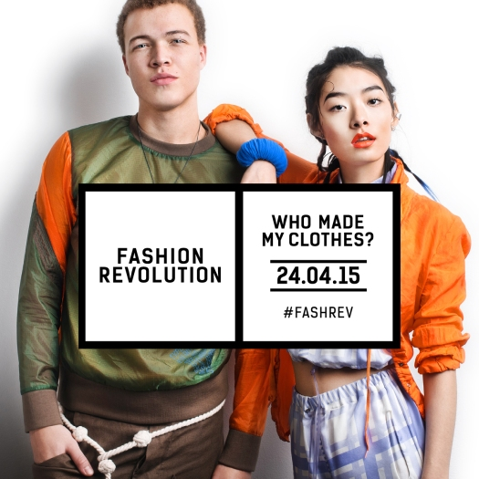 Fashion Revolution Day - Who Made My Clothes?