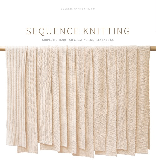 Sequence Knitting Book Cover