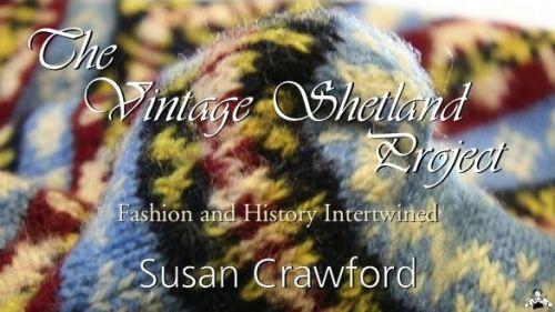Vintage Shetland Knitwear