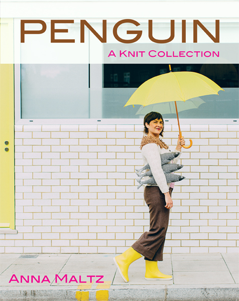 Penguin A Knit Collection by Anna Maltz