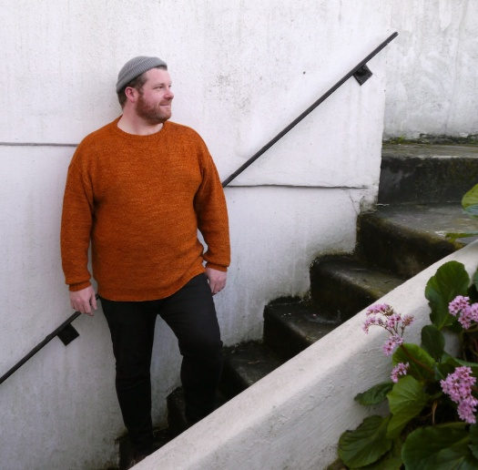 Sequence Sweater Standing