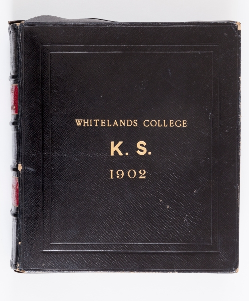 Specimens of Needlework Whitelands College