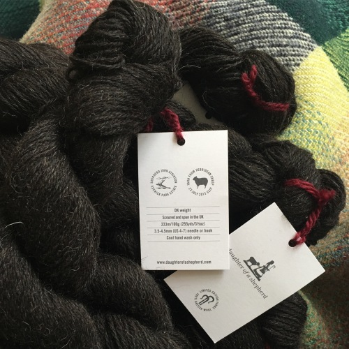 Daughter of a Shepherd Yarn