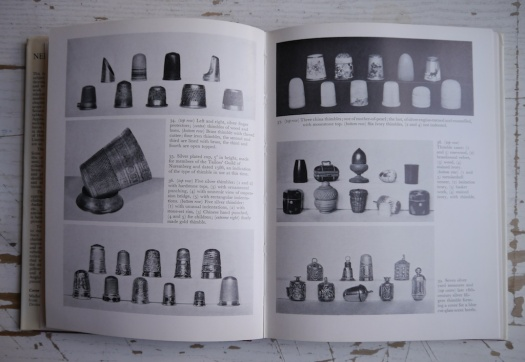 thimbles from the history of needlework tools and accessories