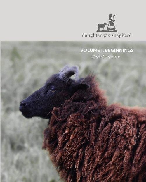 Daughter of a Shepherd Beginnings book cover