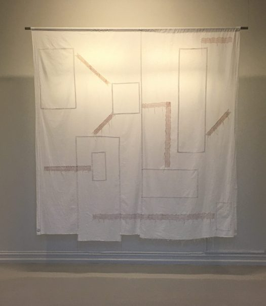 Untitled (a re-evaluation of the aesthetic possibilities of repair)